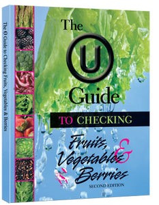 The OU Guide to Checking Fruits, Vegetables and Berries (Softcover)