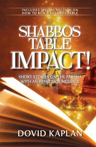 Shabbos Table Impact!