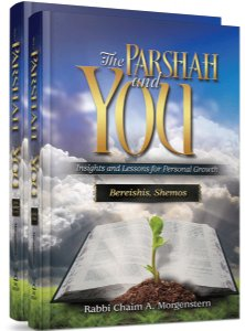 The Parshah and YOU (2 volume set)