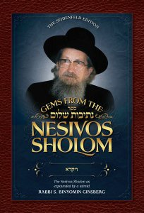 Gems from the Nesivos Shalom: Vayikra