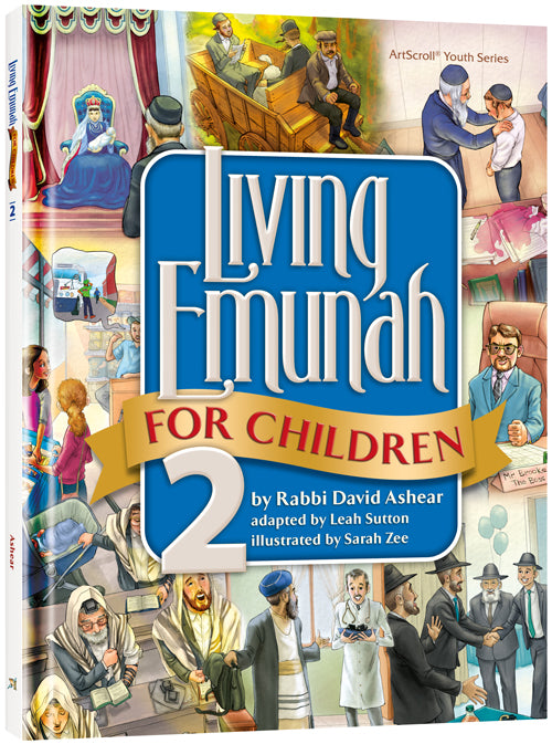 Living Emunah for Children - Vol. 2