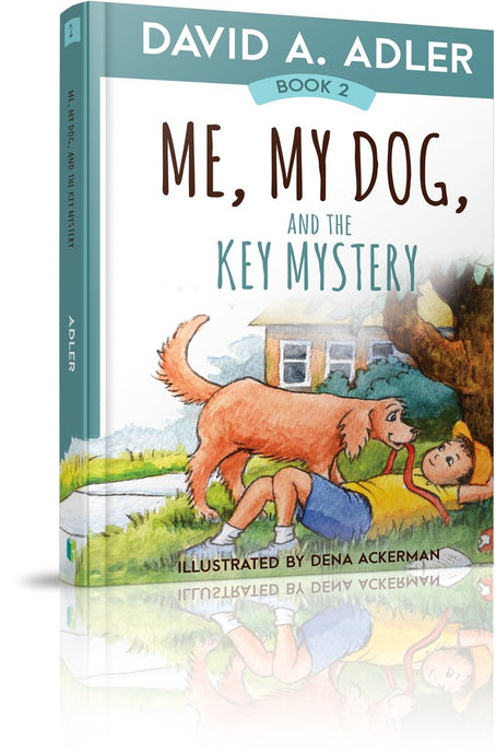 Me, My Dog, and the Key Mystery