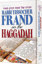 Load image into Gallery viewer, Rabbi Yissocher Frand on The Haggadah