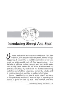 The Stupendous Adventures Of Shragi And Shia - Softcover