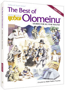 Best Of Olomeinu - Series  - Stories For All Year 'Round