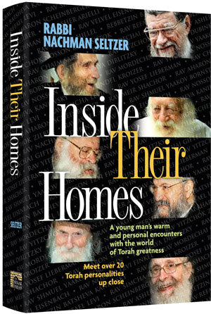 Inside Their Homes - Softcover