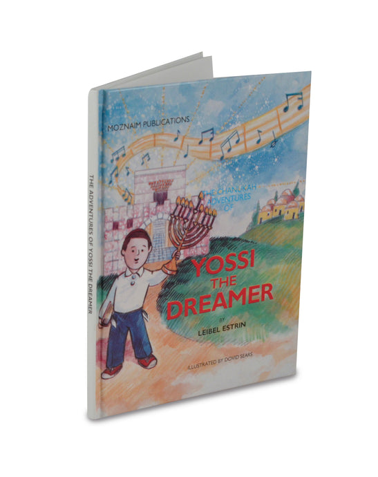 Yossi The Dreamer – Chanukah Story