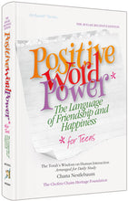 Load image into Gallery viewer, Positive Word Power for Teens - Pocket Size Paperback