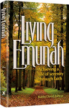 Load image into Gallery viewer, Living Emunah - Full Size  (Softcover)