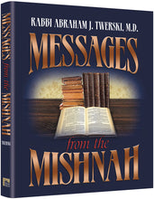 Load image into Gallery viewer, Messages From The Mishnah