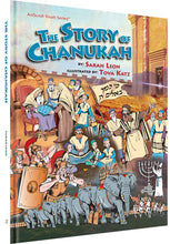Load image into Gallery viewer, The Story of Chanukah