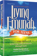 Load image into Gallery viewer, Living Emunah for Teens