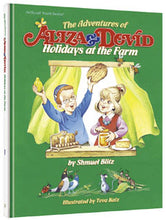 Load image into Gallery viewer, Adventures of Aliza and Dovid: Holidays at the Farm