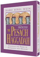 Load image into Gallery viewer, The Pesach Haggadah: Through the Prism of Experience and History