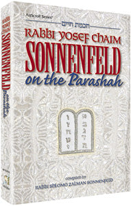 Rabbi Yosef Chaim Sonnenfeld on the Parashah