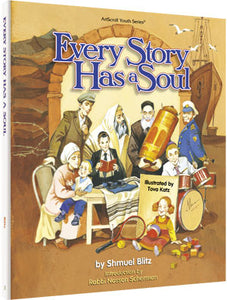 Every Story Has a Soul