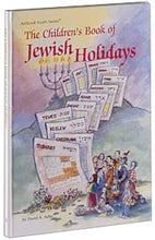 Load image into Gallery viewer, The Children's Book Of Jewish Holidays