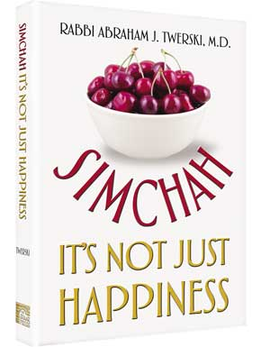 Simchah - It's Not Just Happiness