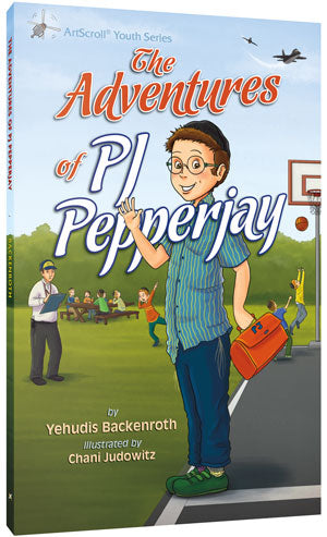The Adventures of PJ Pepperjay - Softcover