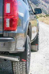 RokBlokz Has Mud Flaps for the New 2019 Ford Ranger!