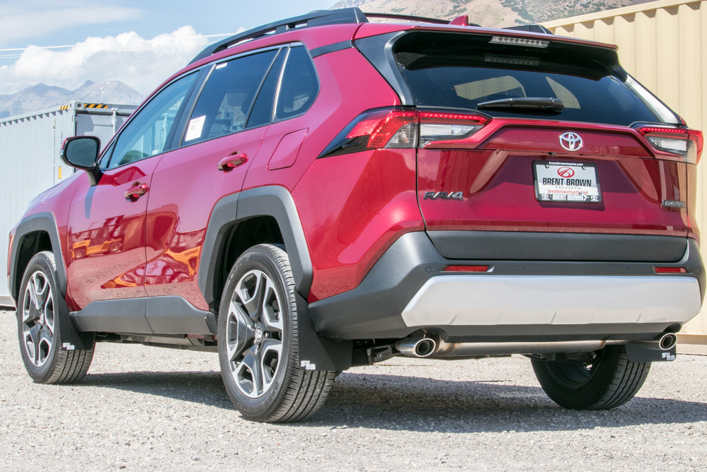 RokBlokz Mud Flaps for the 2019 and 2020 Toyota RAV4 are HERE!