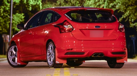 Ford Focus ST 2011-2017 Rally Mud Flaps