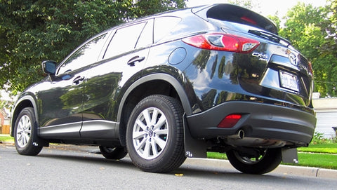 Mazda CX-5 2013-2016 Rally Mud Flaps
