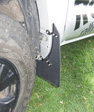 Toyota Tacoma '05-'15 Mud Flaps for Over-Sized Tires