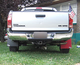 Toyota Tacoma (2nd Gen) 2005-2015 Mud Flaps for Over-Sized Tires