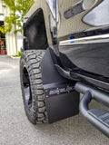 Chevy Silverado 1500/2500HD STEP BACK 2015+ SRW Mud Flaps
