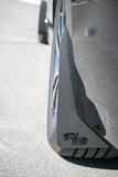 15-19 Subaru Legacy featuring Rokblokz Original Mud flaps in black