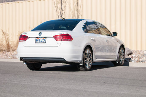 Volkswagen Passat VW 2011-2015 Splash Guards