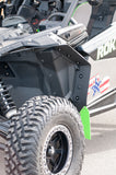 CAN-AM MAVERICK X3, X DS, X RS 2017+ Mud Flaps REQUIRES OEM FENDER FLARES