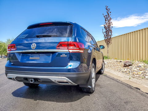 Volkswagen Atlas Rally Mud Flaps 2018+