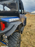 Polaris General XP 2020+ Mud Flaps/Fender Extensions