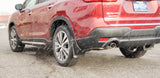 2019 Subaru Ascent with Black Original length flaps by Rokblokz