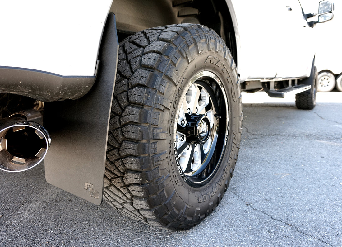 Ford F-250 F-350 SUPER DUTY 2017+ SRW Mud Flaps – RokBlokz