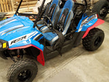 Polaris RZR 170 2014+ Mud Flaps / Fender Extensions, Front & Rear