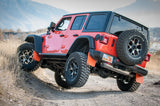 Jeep Wrangler (JL, JLU) 2018+ Quick Release Mud Flaps - Front & Rear