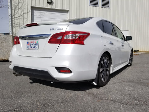 Nissan Sentra 2013+ Rally Mud Flaps
