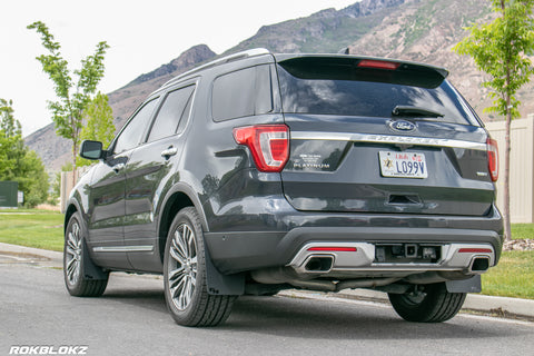Ford Explorer 2011-2019 Mud Flaps