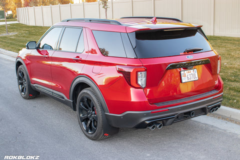 Ford Explorer 2020+ Mud Flaps