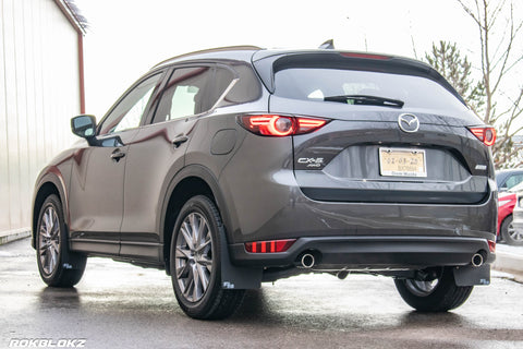 Mazda CX-5 (KF) 2017+ Rally Mud Flaps
