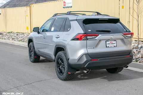 Toyota RAV4 (5th Gen) LE, XLE, LIMITED 2019+ Mud Flaps