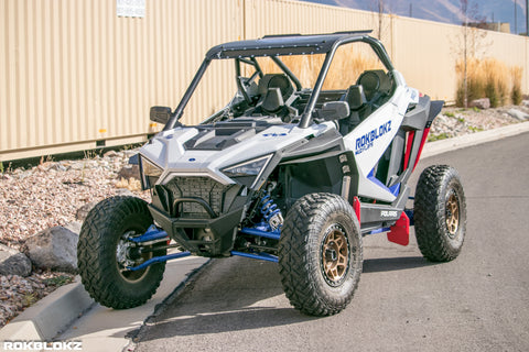Polaris RZR PRO XP 2020+ SxS Mud Flaps