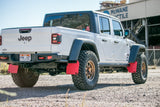 Jeep Gladiator (JT) 2020+ Quick Release Mud Flaps - Front & Rear