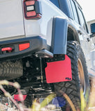 Jeep Gladiator (JT) 2020+ Mud Flaps - REAR ONLY