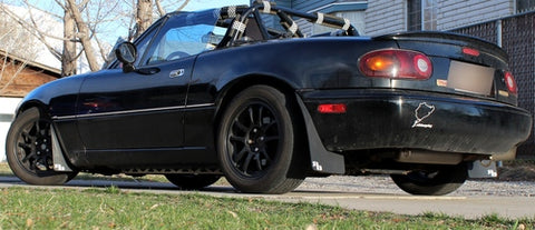 Mazda Miata 1990-1997 Rally Mud Flaps