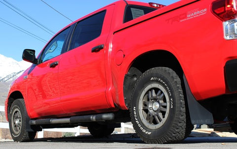 Toyota Tundra 2008-2019 Mud Flaps, Mud Guards