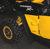 CAN-AM MAVERICK, MAVERICK MAX Mud Flaps F&R